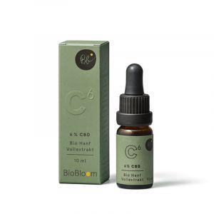 BioBloom 6% Aceite de CBD orgánico 10ml