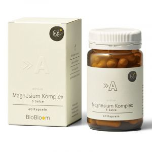 BioBloom Magnesnuim Komplex Activo