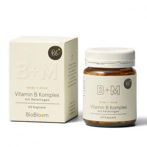BioBloom Vitamina B Komplex Cuerpo y Mente