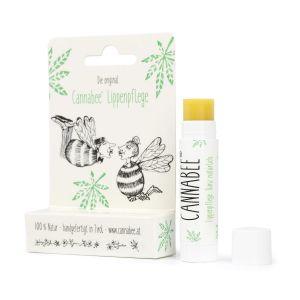 Cuidado de los labios con aceite de cáñamo - Cannabee