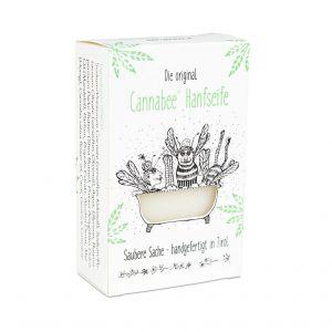 Jabón de cáñamo - Cannabee