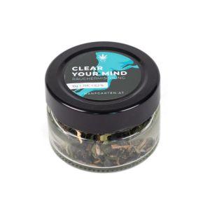 Clear your Mind - mezcla de incienso 10g