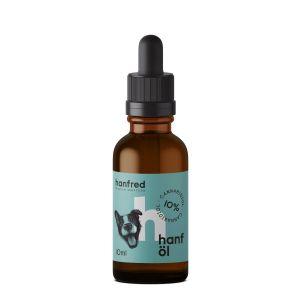 Aceite de cáñamo Hanfred 10%