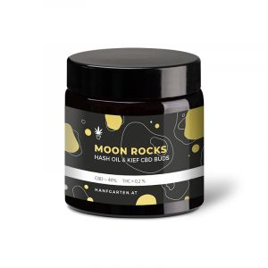Moon Rocks Premium Flores de CBD