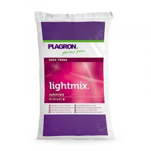 Tierra Plagron Lightmix con perlita