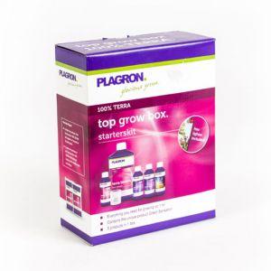 Plagron Top Grow Box Terra Starter Kit Fertilizer Set