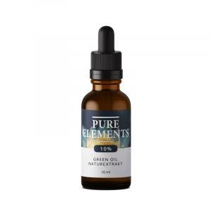 Pure Elements Aceite de CBD 10%