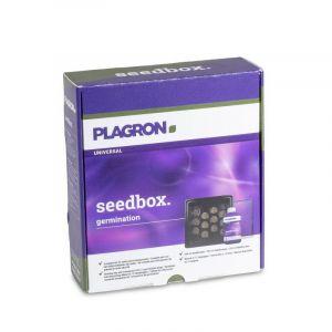 Caja de semillas de plagio